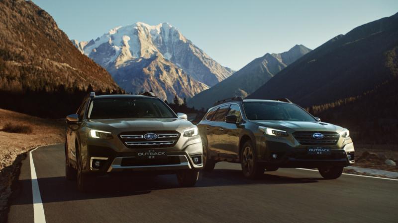 进口品质SUV新一代
